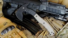 HPS® steel for knife applications