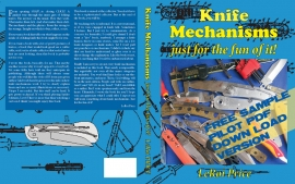 Knife Mechanisms  - Just for the fun of it! - by LeRoi Price
